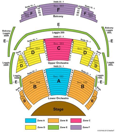 Cirque du soleil bellagio o seating chart