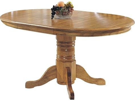 acme furniture nostalgia casual pedestal acme furniture nostalgia oak dining table the home
