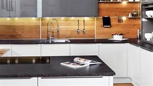 Küchenrückwand Selber Machen : ideen f r die k chenr ckwand glas metall fliesen holz sch ner wohnen ~ Markanthonyermac.com Haus und Dekorationen