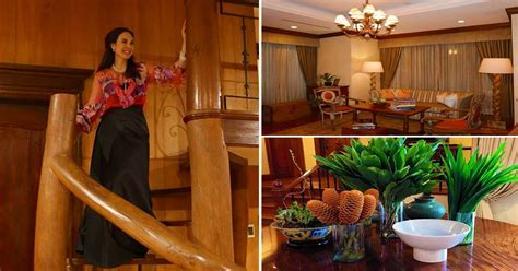 Take A Tour In Gretchen Barretto's Luxurious Mansion In