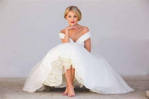 Tea Length Short Wedding Dresses