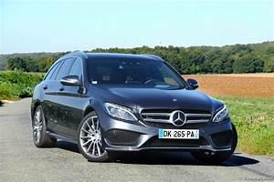 Mercedes Classe C Hybride : passion suv essai mercedes classe c break 300h hybride et diesel a existe encore mais qu ~ Maxctalentgroup.com Avis de Voitures