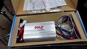 Pyle Plmrmp3a Amp Review