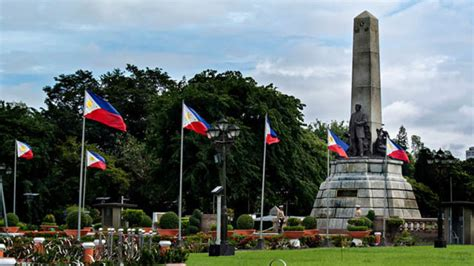 FAST FACTS: Rizal Park
