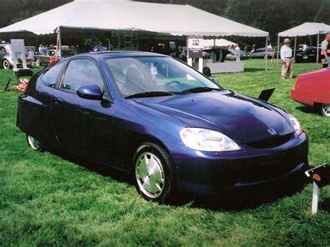 Honda Insight, 1999-2006