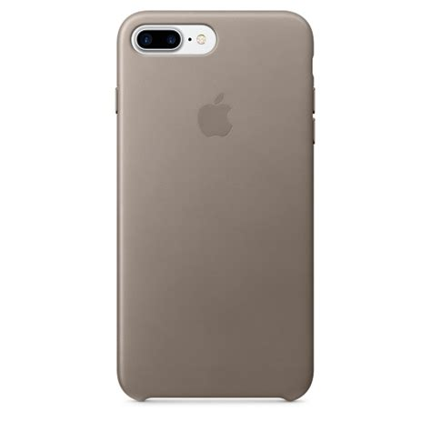 apple iphone cases iphone 7 plus leather taupe apple