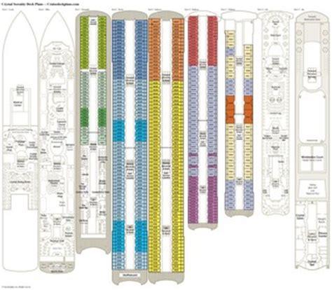 Printable Regal Princess Deck Plans by Serenity Deck Plans Cabin Diagrams Pictures