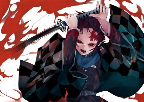 demon slayer kimetsu  yaiba hd wallpaper
