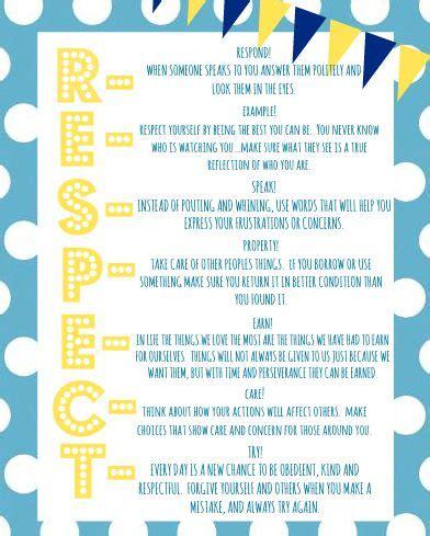 25+ Best Ideas About Teaching Kids Respect On Pinterest  Teaching Respect, Teaching Children