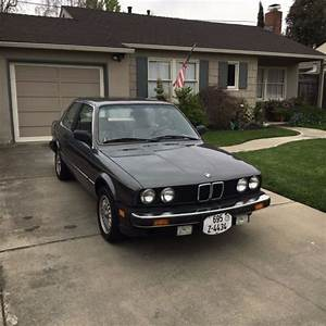 1985 E30 Bmw 325e 5 Speed Manual 145k Miles 2nd Owner For