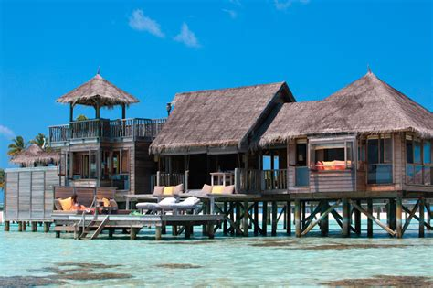 Guide To Beach  Water Bungalows In The Maldives Seven