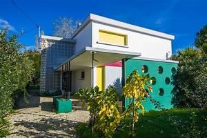 Maison Année 50 : villas de royan quelles sont donc vos couleurs ~ Voncanada.com Idées de Décoration