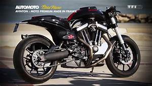 Moto Française Marque : avinton la moto premium made in france youtube ~ Medecine-chirurgie-esthetiques.com Avis de Voitures