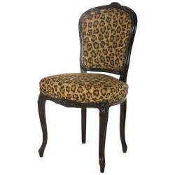 Animal Print Accent Chairs by Antique Style Chairs Antique Furniture