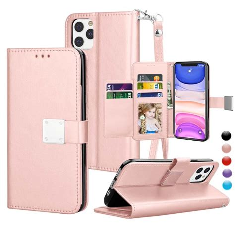 Shop the best wallet cases for iphone 11 pro max at an affordable price. Njjex Wallet Cases for iPhone 11 Pro / 11 / 11 Pro Max / XI Pro Max 2019, Premium PU Leather ...
