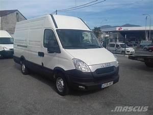 Iveco Daily 35s13 : iveco daily 35s13 12 m3 villagarcia furgonetas mascus espa a ~ Gottalentnigeria.com Avis de Voitures