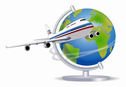 Travel Globe Clipart