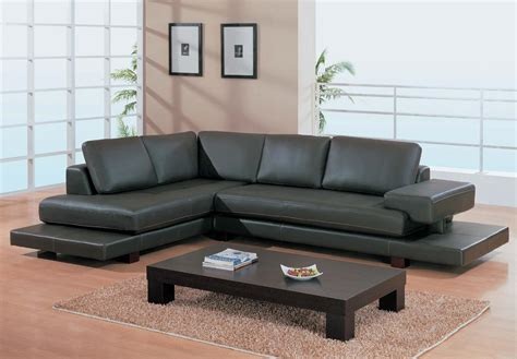 modern leather sectional modern leather sofa sectional awesome modern leather