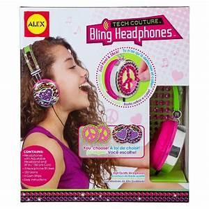 Alex Bling Headphones Tar