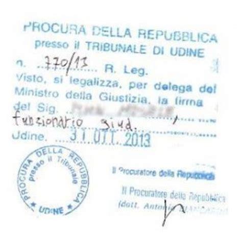 Prefettura Di Roma Ufficio Legalizzazioni by Traduzioni Legalizzate In Tutta Italia Tra Cui Roma