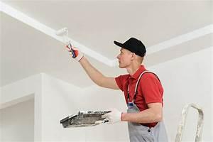 Peinture Pour Plafond : prix de peinture d 39 un plafond au m ~ Melissatoandfro.com Idées de Décoration