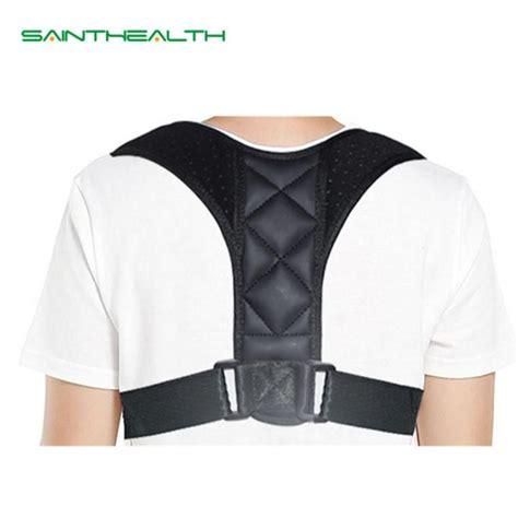 Medical Adjustable Upper Back Clavicle and Spine Shoulder ...