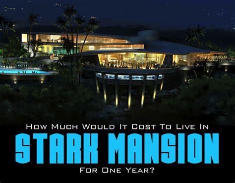 Iron Mans Mansion Upkeep Priced At 10 Million Yearly