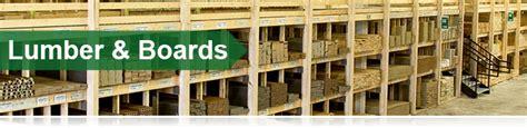 lumber boards  menards