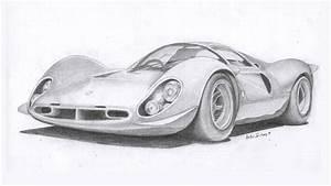 Car Pencil Art & Drawings | supercar drawing online gallery