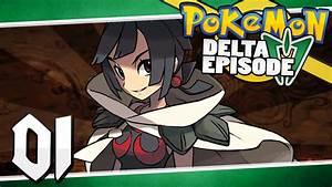 Pokémon Delta Episode - Part 1 | The Key Stone Thief ...