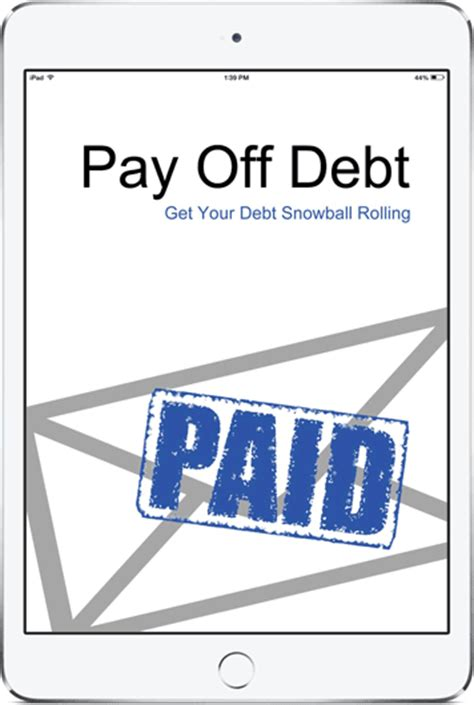 How To Create A Plan To Pay Debt The Budget Pay Debt App Create Your Own Debt Repayment Plan