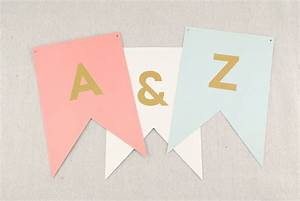 letter banner pastel 46 letters With pastel letters