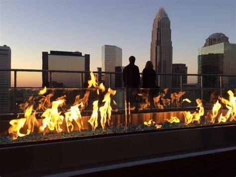incredible rooftop restaurants  north carolina