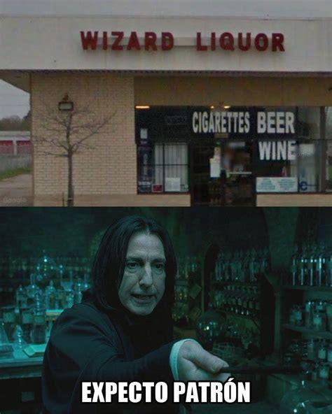 Patron Meme - harry potter kill the hydra