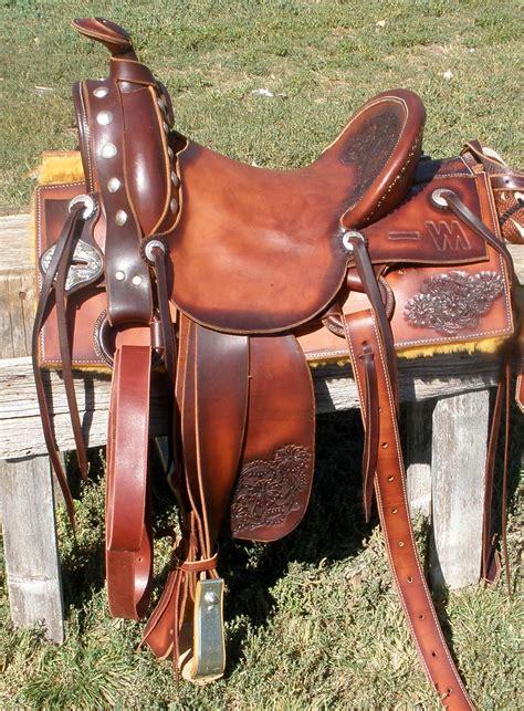 saddles leather