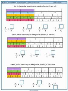Common Equivalent Fractions