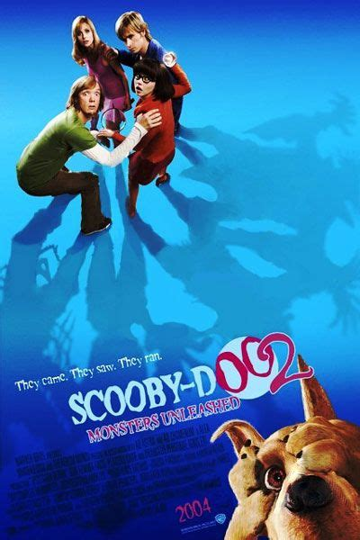 scooby doo  monsters unleashed  poster