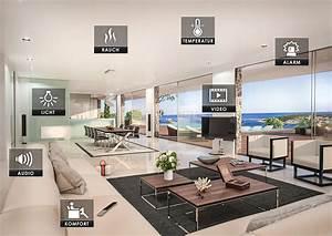 Homee Smart Home : smart home villa hausautomation d sseldorf on home ~ Lizthompson.info Haus und Dekorationen