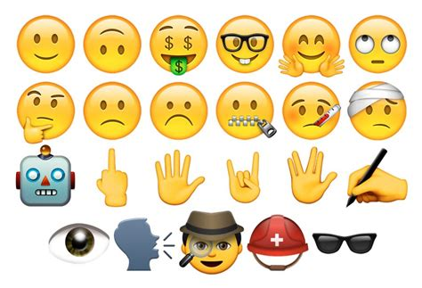 emoticons for iphone how to unleash ios 9 1 s awesome new emojis cult of mac