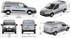 Dimension Peugeot Partner : peugeot partner tepee 2008 ~ Medecine-chirurgie-esthetiques.com Avis de Voitures