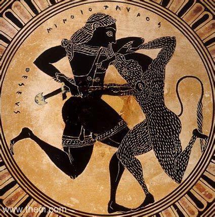 bestiary theoi greek mythology