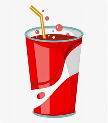Clipart Soda Clip Soft Drinks Drink Cliparts