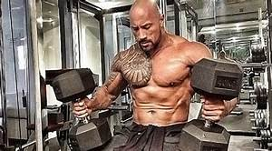 The Rock's Herculean Effort For Massive Gains- Workout and ...