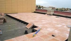 Dalle Sur Plots : dalle sur plots pour toit terrasse toulouse muret colomiers balma etanch it du sav s ~ Farleysfitness.com Idées de Décoration
