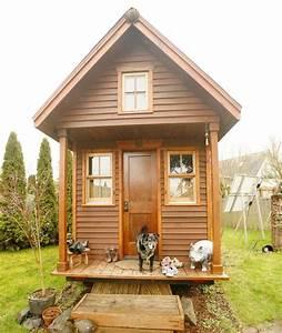 Tiny Haus Kosten : wohntrend leben im mini haus acht quadratmeter gl ck ~ Michelbontemps.com Haus und Dekorationen