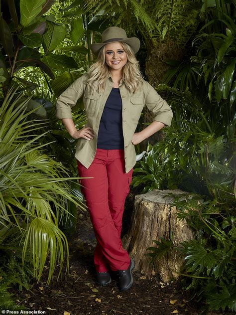 emily atack doctor who i 180 m a celebrity line up who are this year 180 s cers