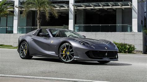 Is the novitec ferrari 812 superfast the most aggressive ferrari? Ferrari 812 GTS 2020 Wallpaper | HD Car Wallpapers | ID #14883
