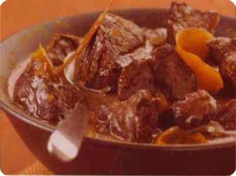 recettes de jarret de boeuf