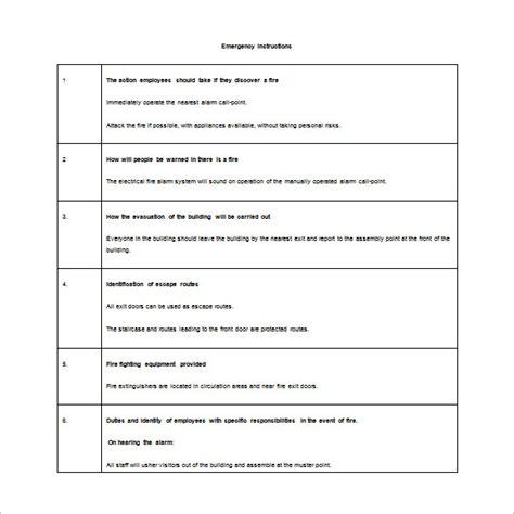 evacuation plan templates word google docs apple