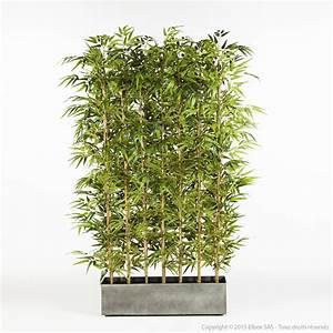 Bambou Pour Haie Brise Vue : jardiniere bois pour bambou ~ Premium-room.com Idées de Décoration
